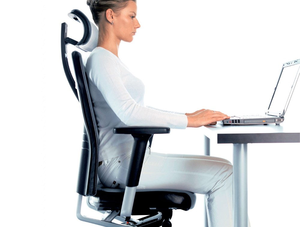 Profim One Ergonomic Chair With User Backbone Based