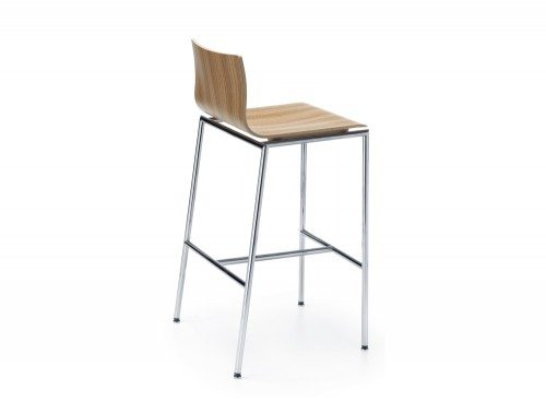 Profim Sensi Bar Stools with Chrome Legs