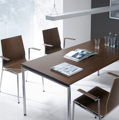 Profim Sensi Table and Conference Chair