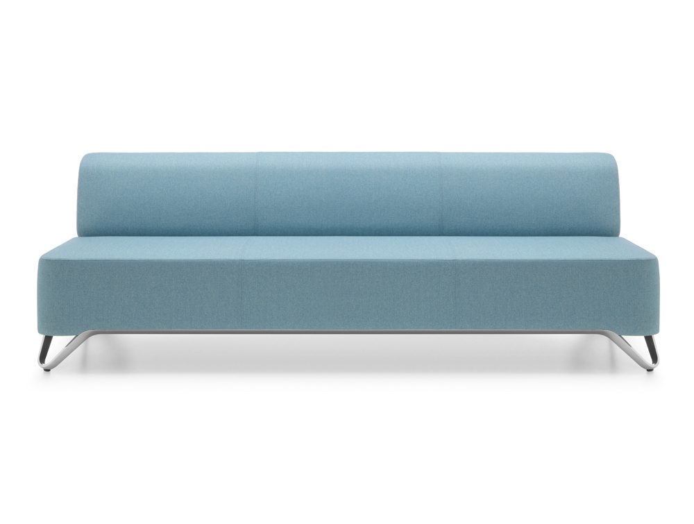 Profim SoftBox Armchairs and Sofas in Blue