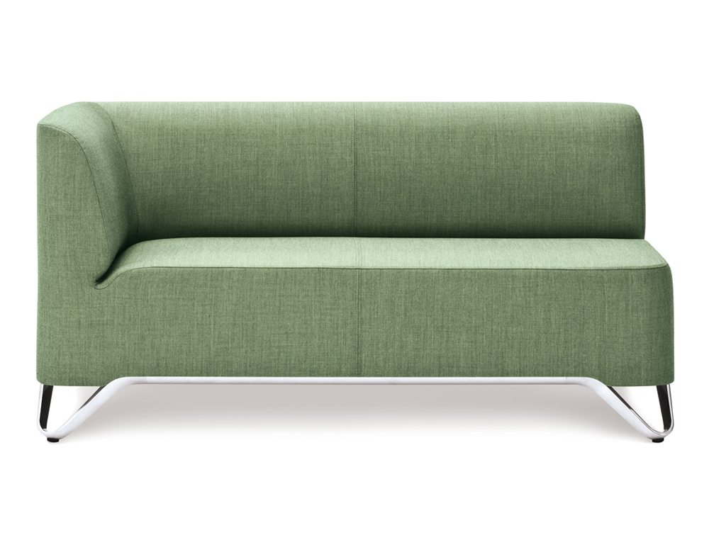 Profim SoftBox Armchairs and Sofas in Green