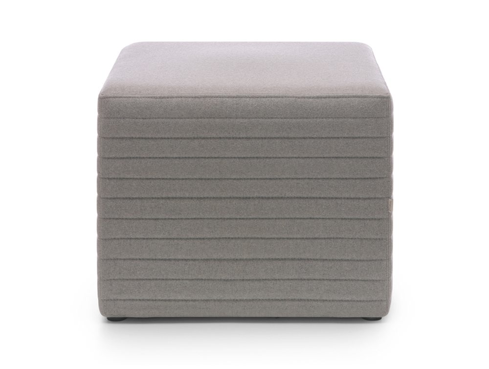 Profim Vancouver Oto Pouffe and Tables in Grey