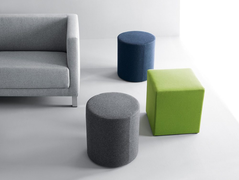 Profim Vancouver Oto Pouffe and Tables