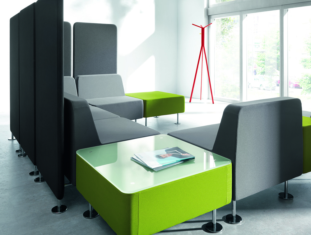 Profim Wall-In Soft Office Seating 4
