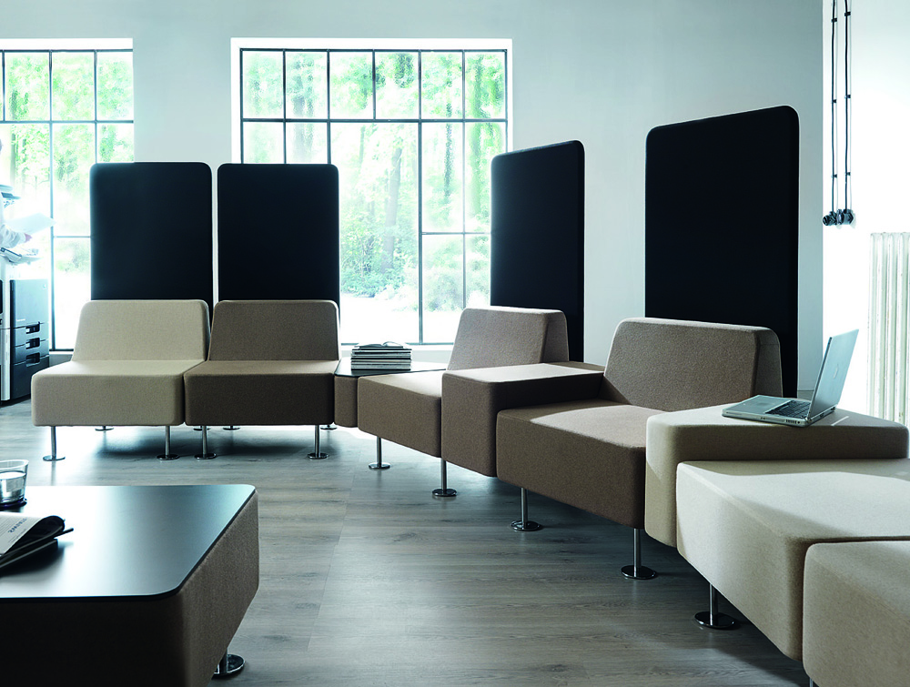 Profim Wall-In Soft Office Seating 5