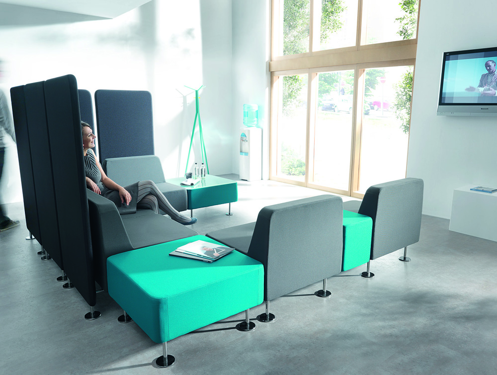 Profim Wall-In Soft Office Seating 8