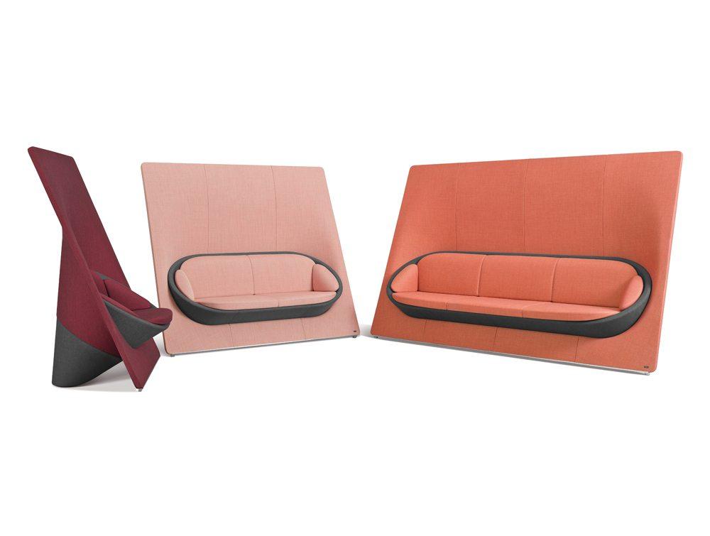 Profim Wyspa Armchair and Sofa