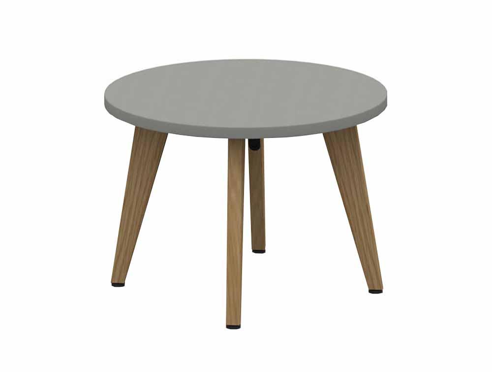 Pyramid Wood Coffee Table