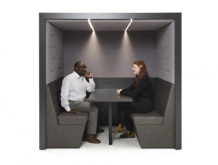 Railway-Carriage-Wooden-Framed-Acoustic-Meeting-Booth-Flat-Roof-Square-with-Lighting-and-Power-Module
