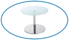 Round Reception Table