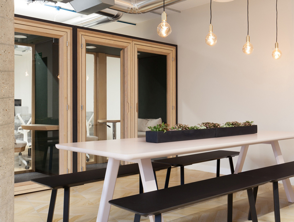 Residence-Work-Wooden-Box-Acoustic-Phone-Booth-and-Wokstation-Between-Breakout-and-Office-Area