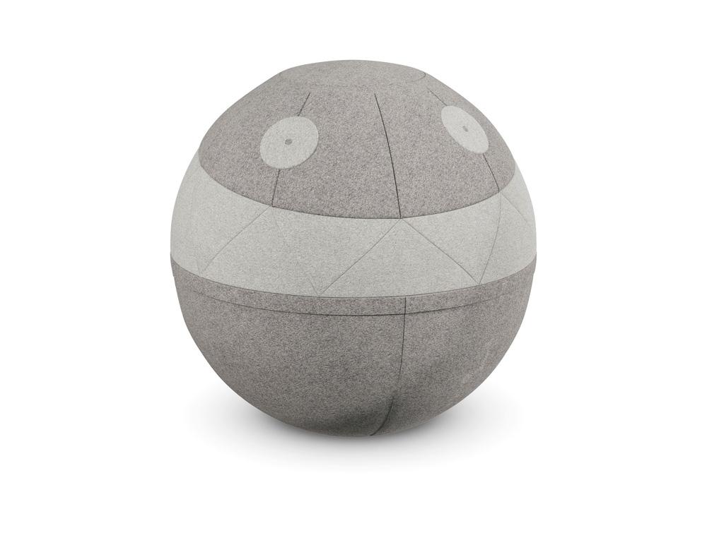 Rollo Rebel Pouffe Exercise Ball