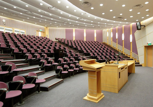 School and Education Furniture Auditorium Seating Secondary School