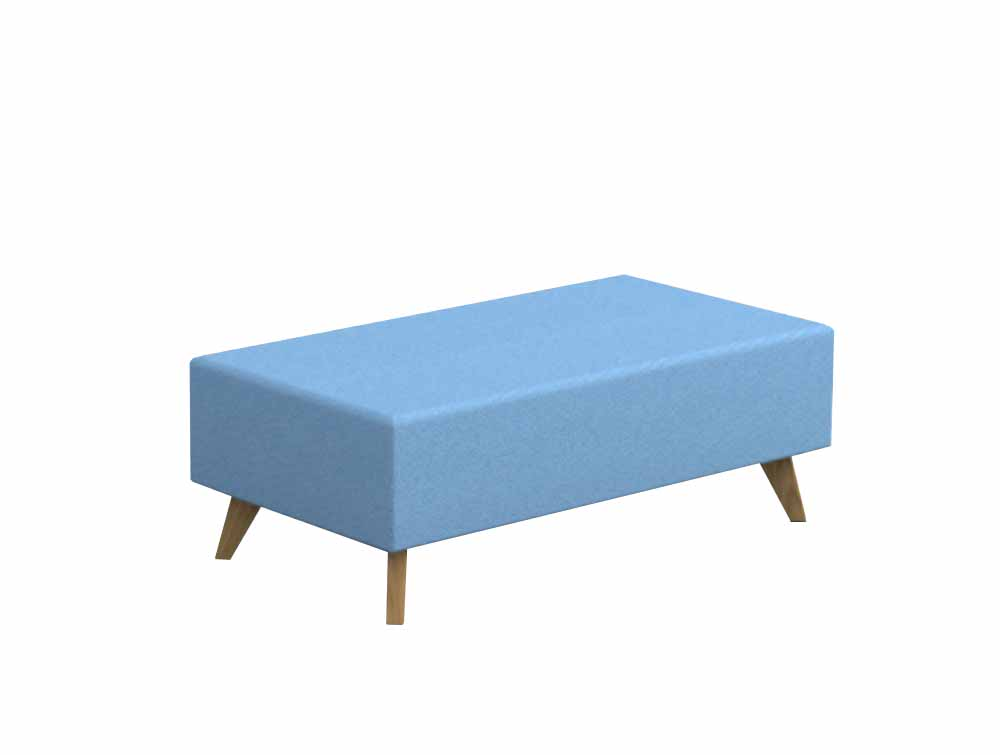Shape Soft Seating Bench
