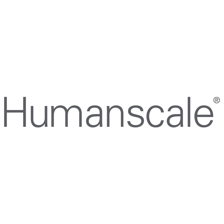 Shop By Brand Humanscale Logo