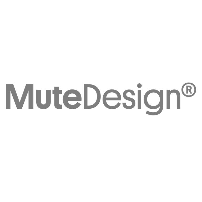 Shop By Brand MuteDesign Logo