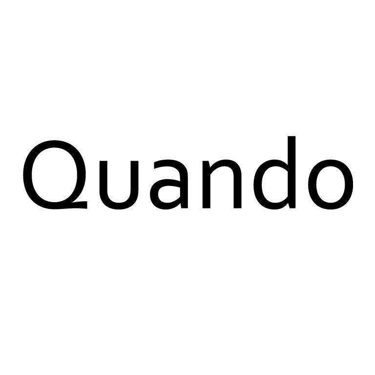 Shop By Brand Quando Logo
