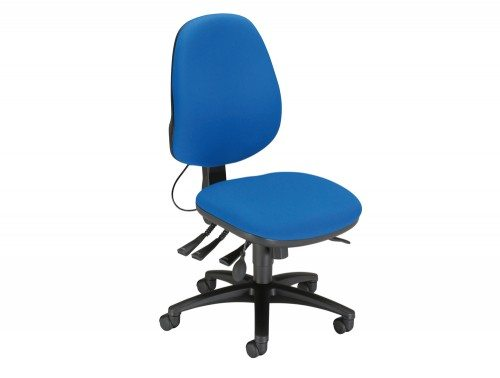 Sonix Support S3 Chair Asynchronous Lumbar-adjust High Back Slide Seat