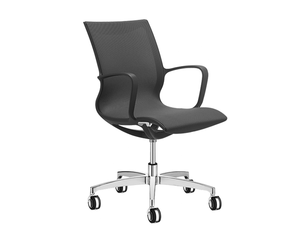 Soul Air Meeting Office Chair with Armrests