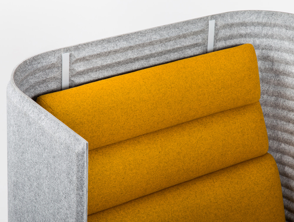 SoundRoom Noti Sofa Fabric Detail
