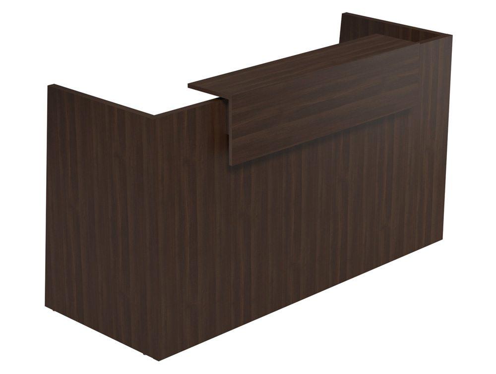 Sove Large Reception - Walnut Finish - Walnut Riser
