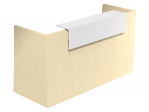 Sove Large Reception Unit - Model SV-92 PB-WH in Polar Birch
