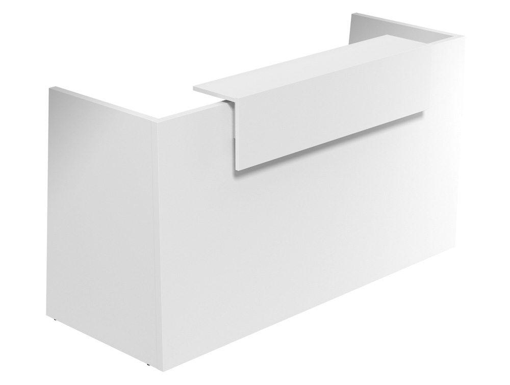 Sove Large Reception - White Finish - White Riser