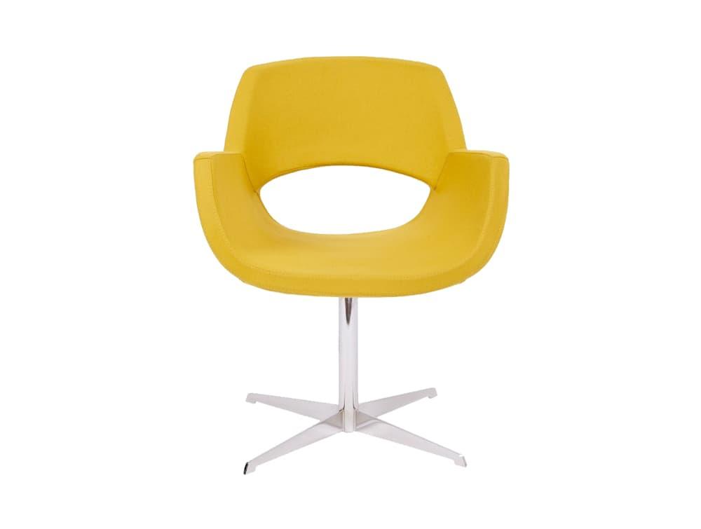 Spekta Tub Arm Chair with 4 Star Base