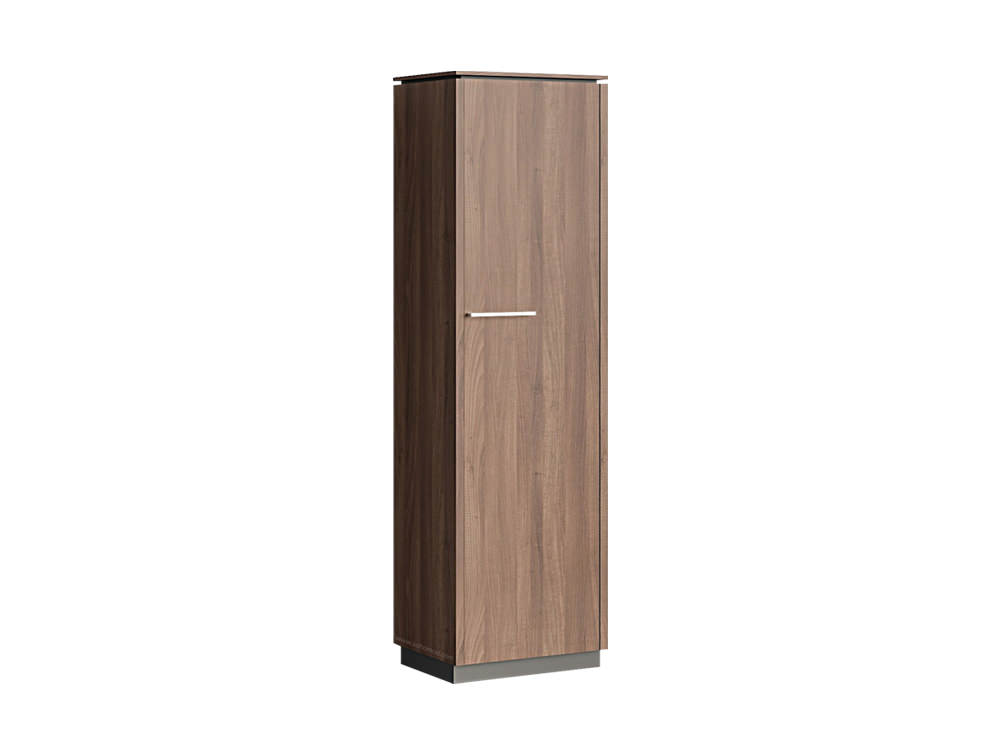 Status Executive 1-Door Closed Tall Storage Cabinet - Right
