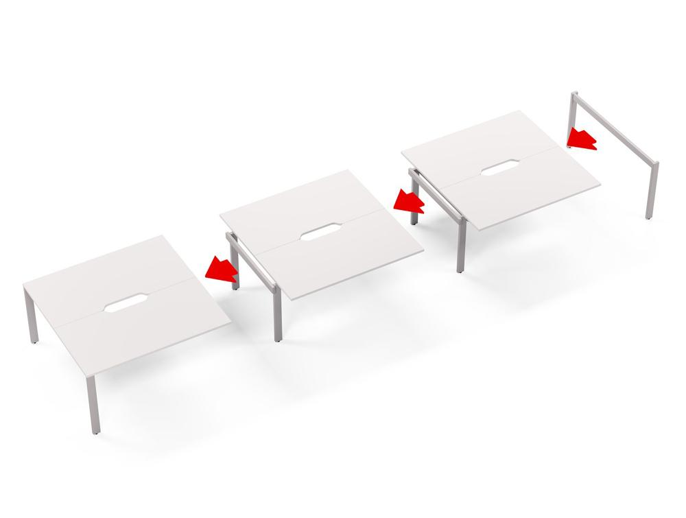 Switch Desking Add-on Unit Indicator
