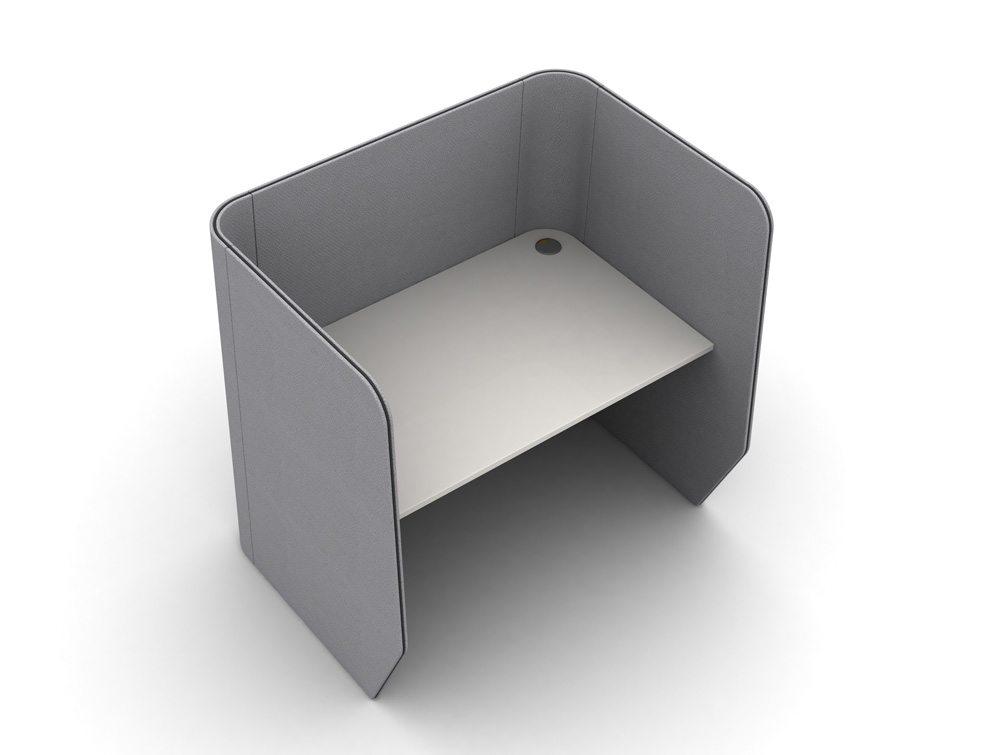 Zone 1-Person Desking Module