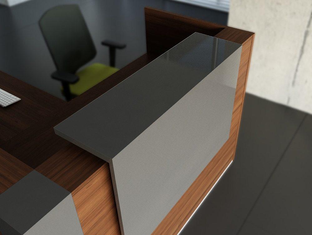 Tera Close Up Reception Unit LED Panel