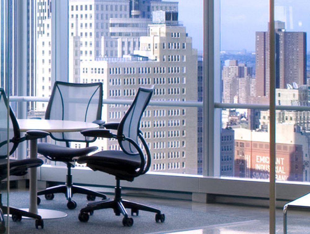 Used Humanscale Liberty Mesh Ergonomic Chair