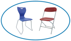 Top Image Classroom Chairs
