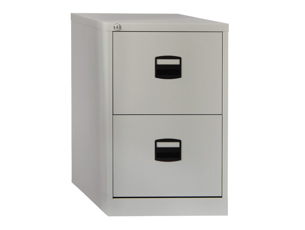 Trexus filing cabinet steel lockable drawer