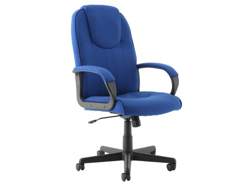 Trexus-Intro-Managers-Armchair-with-High-Back-Blue