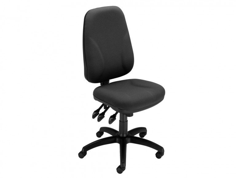 Trexus Intro Maxi Operator Chair Asynchronous High Back