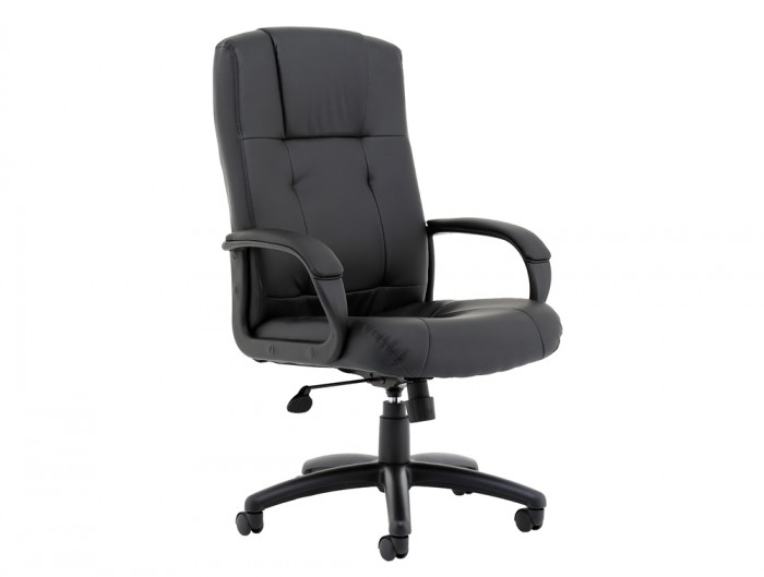 Trexus-Intro-Sussex-Manager-Chair-in-Black-Leather