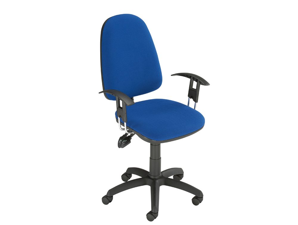 Trexus Office Operator Chair Asynchronous High Back