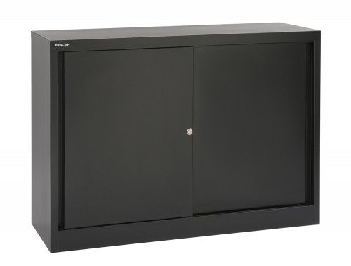 Trexus Storage Cupboard Steel 2-Door 1000mm high