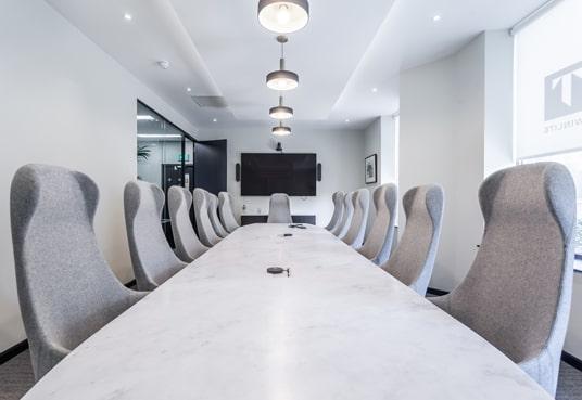 Twinlite Meeting Room Project