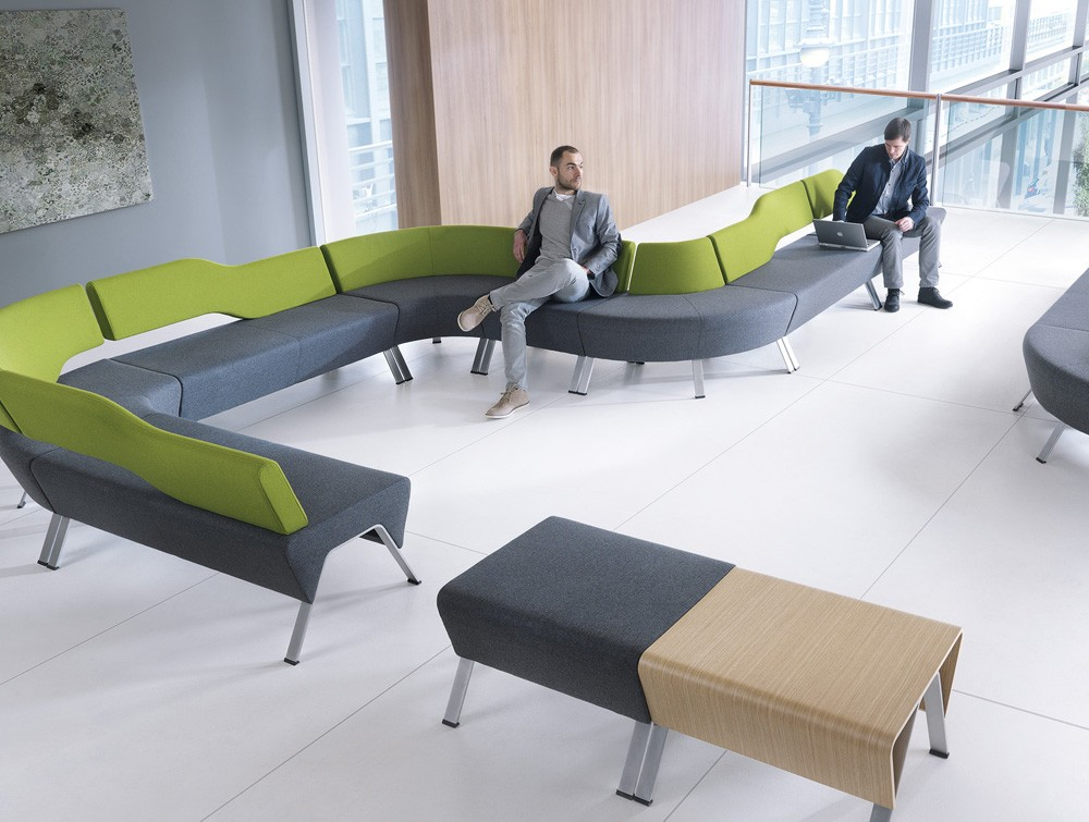 UpDown Reception Seating 4