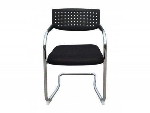 Visa Mid-back Meeting Room Chair in Black