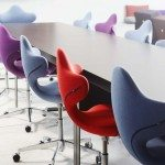 Varier Active Office Ergonomic Chair in different colours