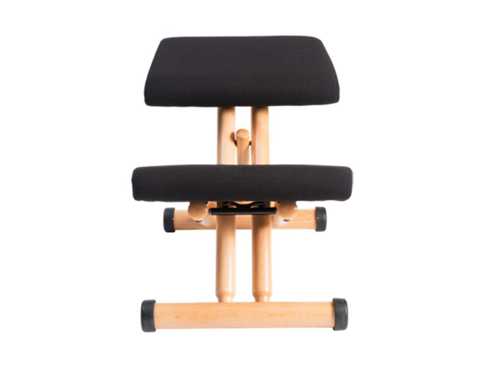 Varier Multi Balans Kneeling Chair in Beech Front Angle