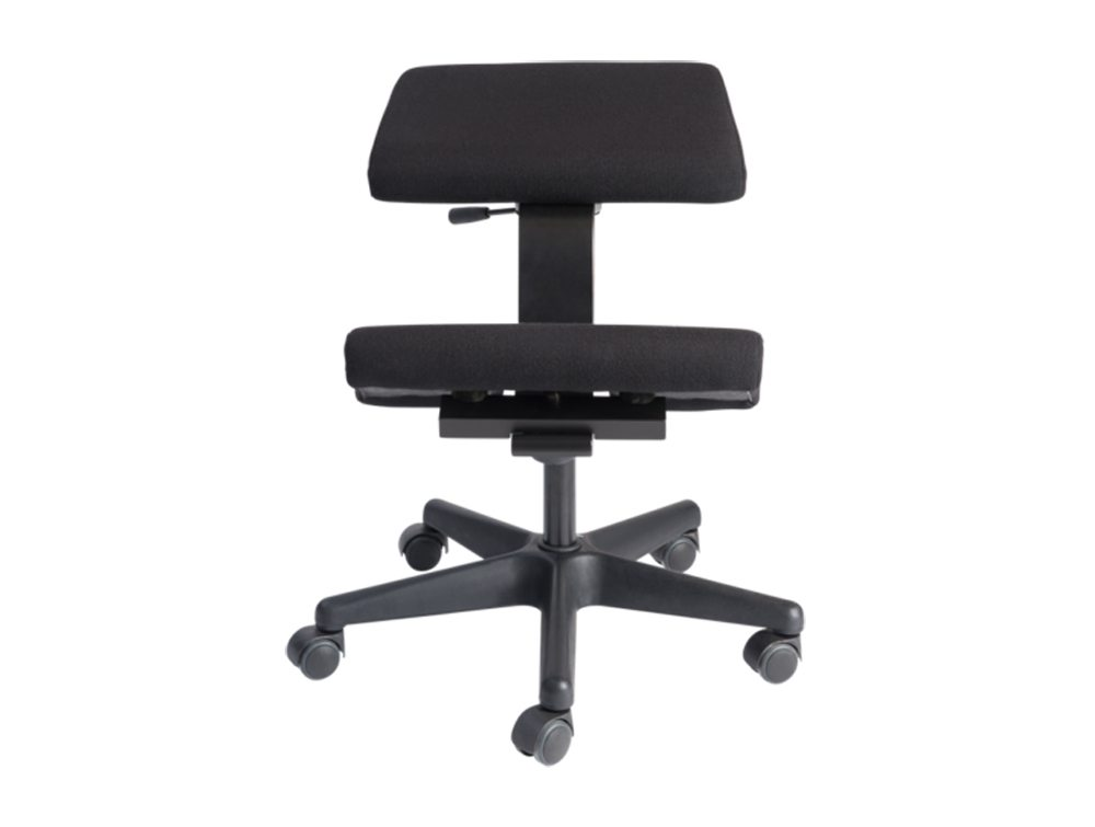 Varier Wing Balans Kneeling Chair Front Angle