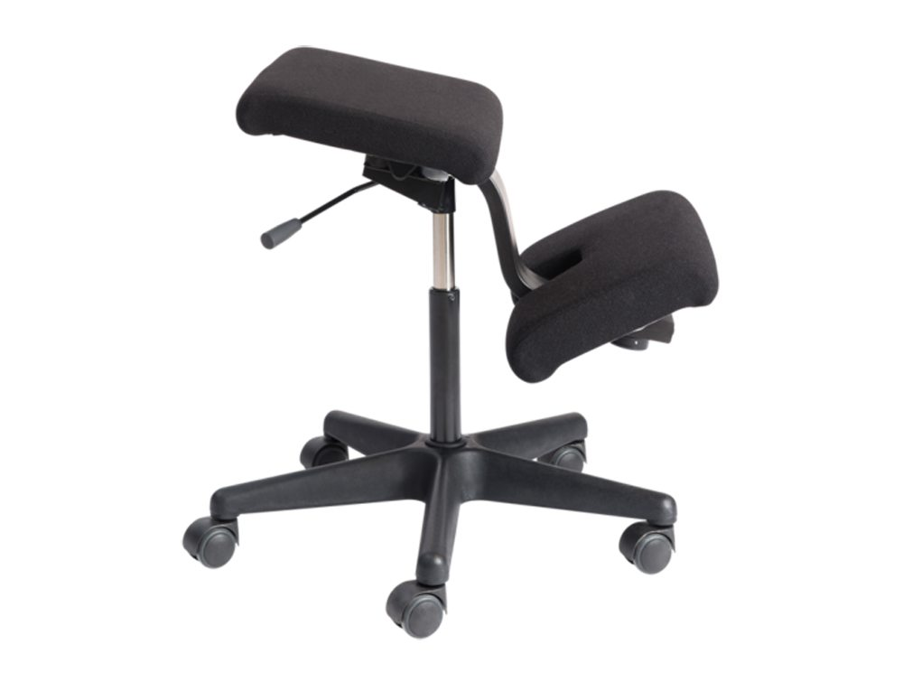 Varier Wing Balans Kneeling Chair Side Angle