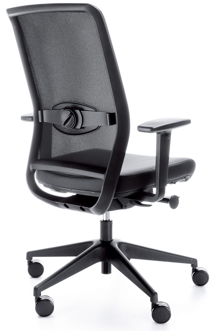 Veris Ergonomic Black Chair (1)