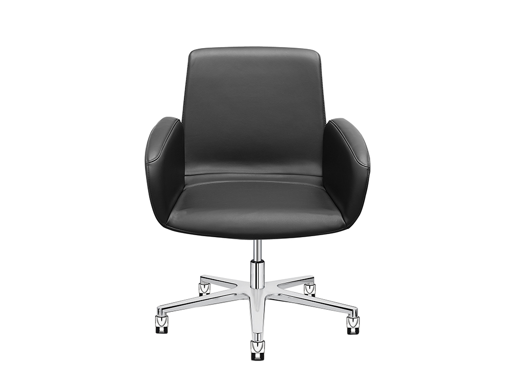 Why Not Manager Office Chair with 5-Spoke Base