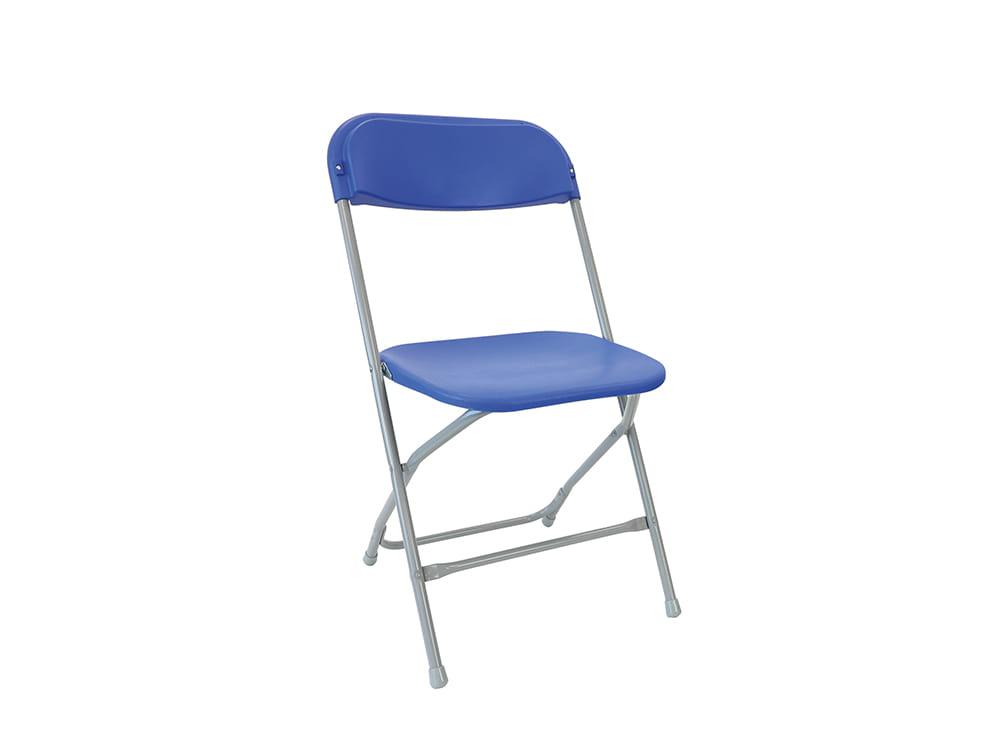 Zlite Folding Straight Back Chair